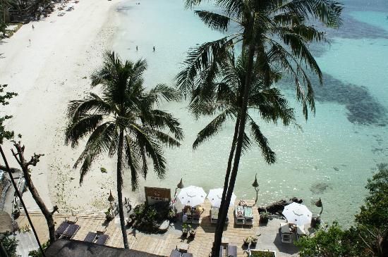 Nami Resort: vue de lhotel 2