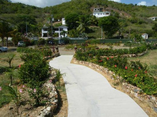 Keyonna Beach Resort Antigua: Out Front