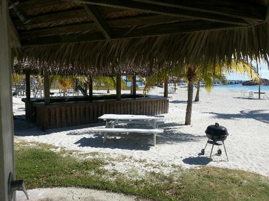 Abaco Beach Resort and Boat Harbour Marina: Cabana