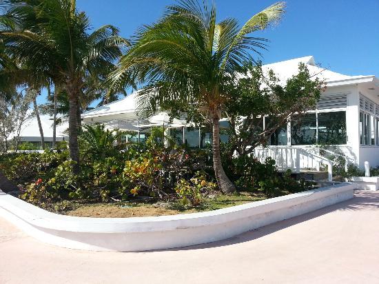 Abaco Beach Resort and Boat Harbour Marina: Restaurant