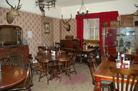 The Drovers Inn: one of the lounges