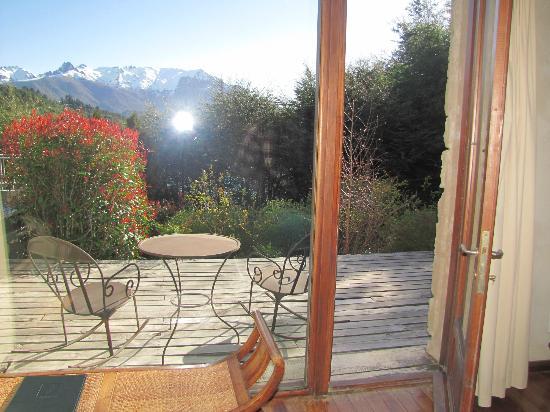 Aldebaran Hotel & Spa: Vista desde la habitacion