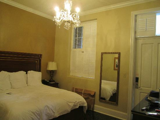 Hotel Mazarin: The cozy room