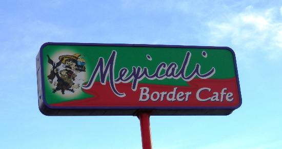Mexicali Border Cafe