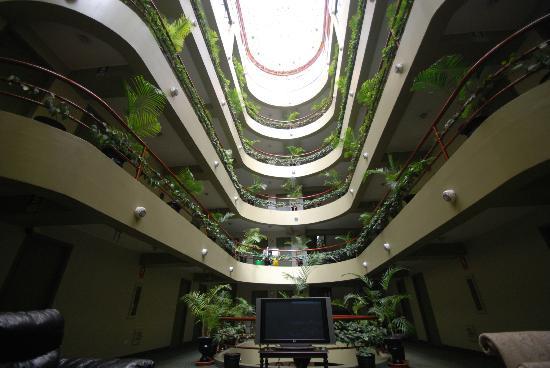 Faraona Grand Hotel: Hotel interior