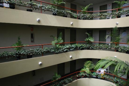 Faraona Grand Hotel: Hotel Balconies