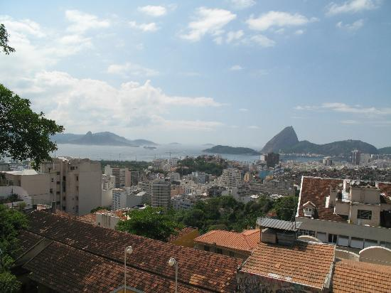 Guesthouse Bianca: View of Sugarloaf Mountain