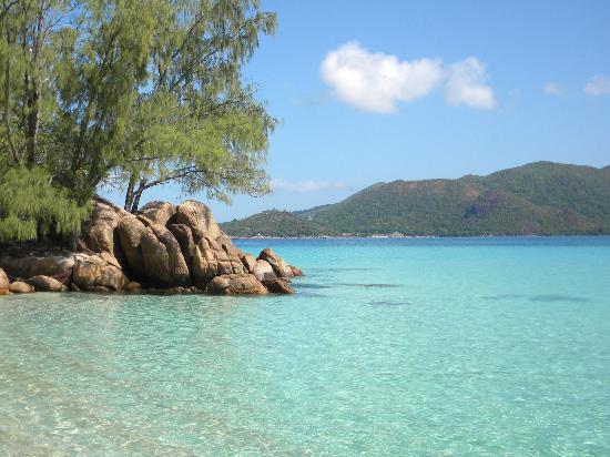 Curieuse Island: baia St. Josè