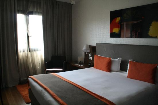 H10 Roma Citta : Very Comfy Bed