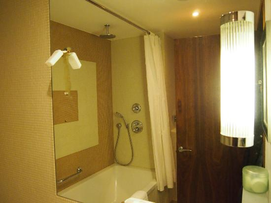 Bathroom Lights Leeds bathroom mirror and missing light - picture of the new ellington