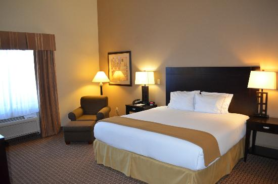 Holiday Inn Express Hotel & Suites Houston-Alvin : Holiday Inn Express, Alvin TX