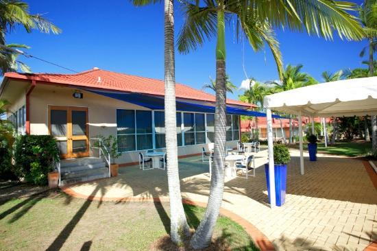 Carseldine Palms Motel: Conference room