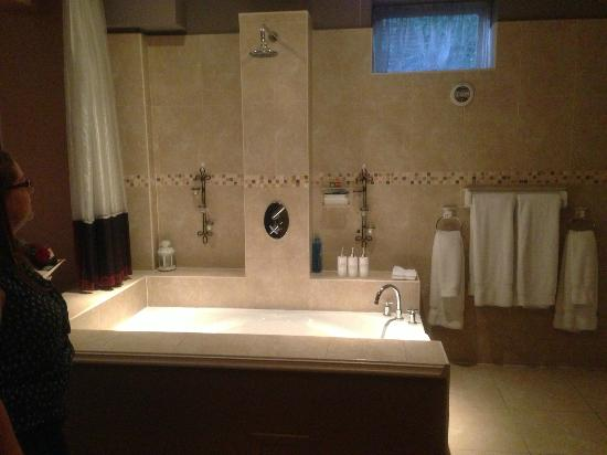 Hotel de Vie: Bath & Shower