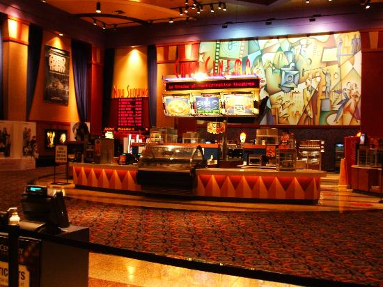 movie theatre picture of south point hotel casino and