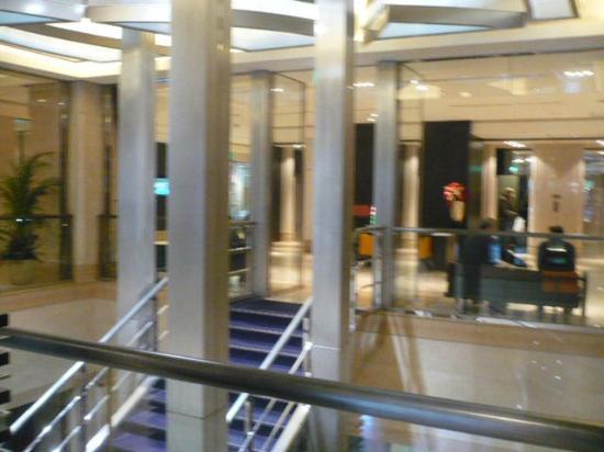 Courtyard Tokyo Ginza Hotel: Lobby