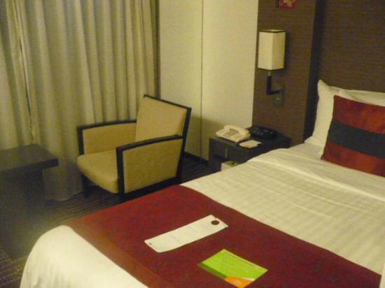 Courtyard Tokyo Ginza Hotel: Single room