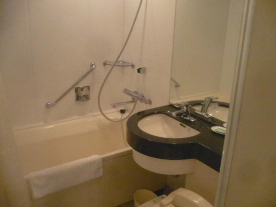 โรงแรมคอร์ตยาร์ดบายมาริออทโตเกียวกินซ่า: Bathroom