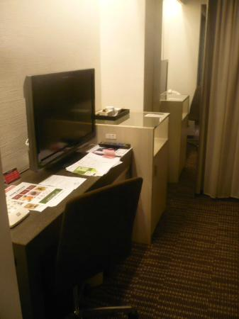 Courtyard by Marriott Tokyo Ginza: Single Room