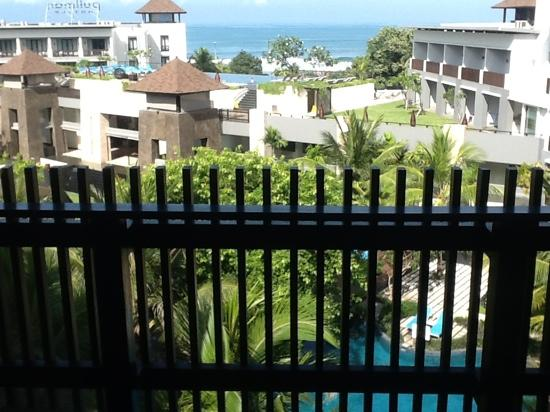 Pullman Bali Legian Beach: view from room 1534