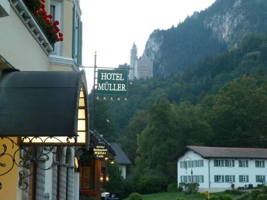 Hotel Mueller: Hotel Muller