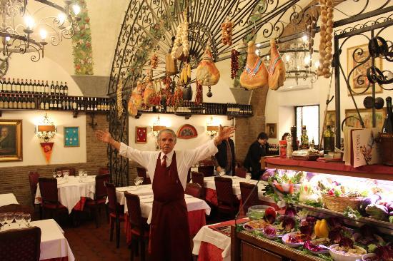 Osteria Restaurant Nyc