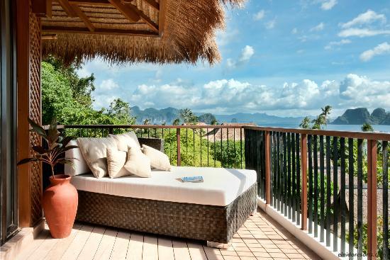 El Nido Resorts Pangulasian Island: Pangulasian Island's Canopy Villa