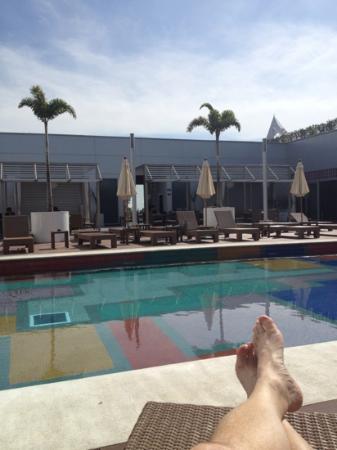Hotel Riu Plaza Guadalajara: poolside