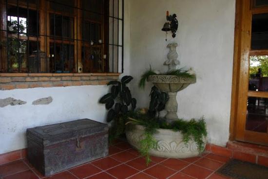 Caserio Valuz: The house