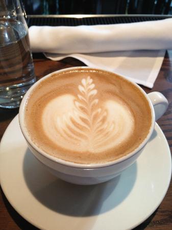 Nightwood Restaurant : Best Latte ever