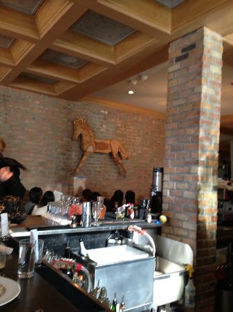 Nightwood Restaurant : Restaurant
