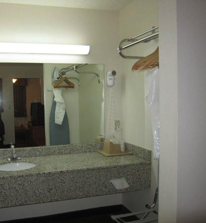 BEST WESTERN Llano: bathroom