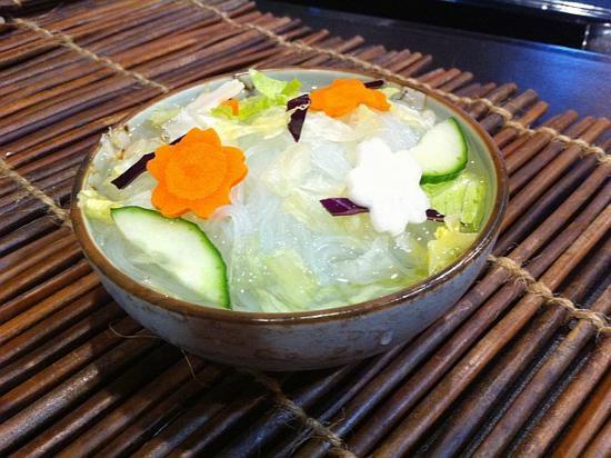 Hanabi Japanese Sushi Restaurant: Sunomono