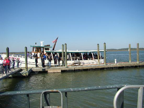 Ferry From Hilton Head Island To Savannah Georgia