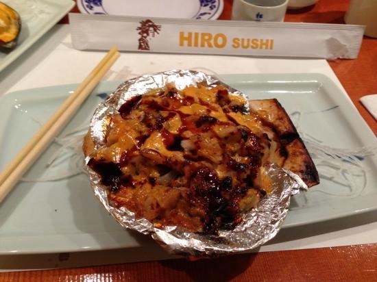 Hiro: dynamite