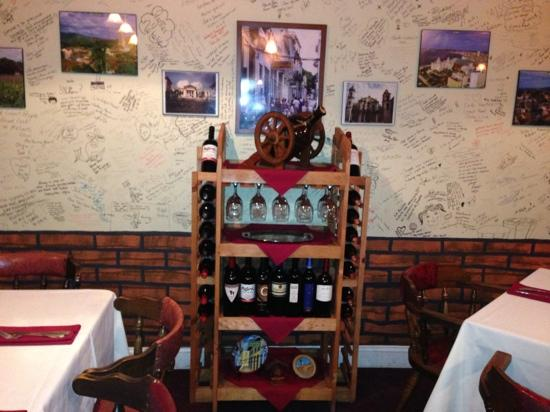La Bodeguita de Vero: wine :)