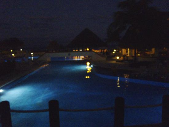 Heaven at the Hard Rock Hotel Riviera Maya: The pools