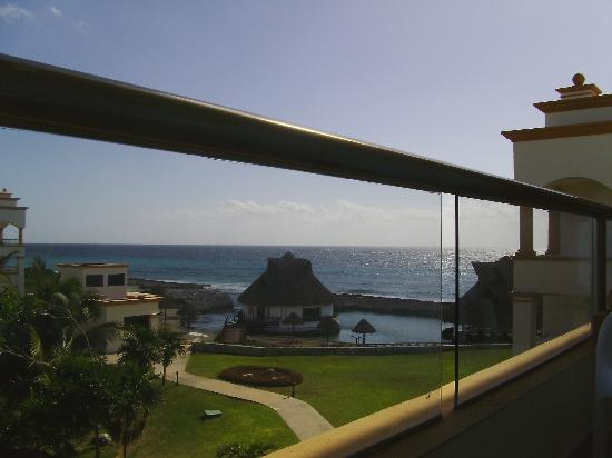 Heaven at the Hard Rock Hotel Riviera Maya: View from room.