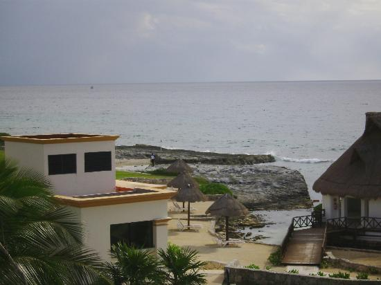 Heaven at the Hard Rock Hotel Riviera Maya: view from room