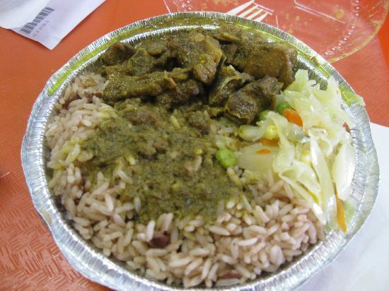 Photo of Caribbean Restaurant Feeding Tree at 892 Gerard Ave, Bronx, NY 10452, United States