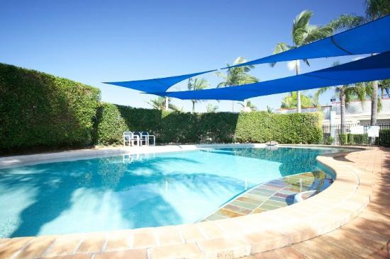 Carseldine Palms Motel: Beautiful pool!