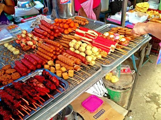 Lanta Long Beach : Thai Street food gnam gnam