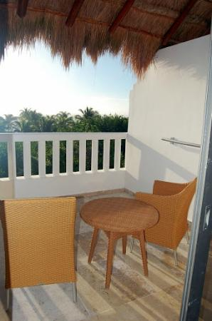 Grand Riviera Princess All Suites Resort & Spa: Platinum Terrace