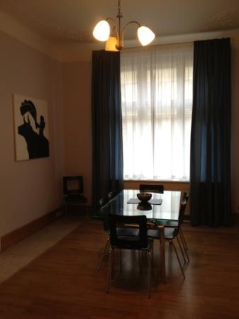 Residence Brehova - Prague City Apartments: Dining room