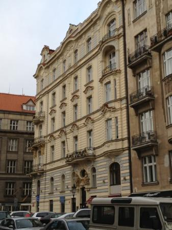 Residence Brehova - Prague City Apartments: Outside of Building