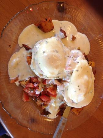 Gutiz- Eggs Benedict
