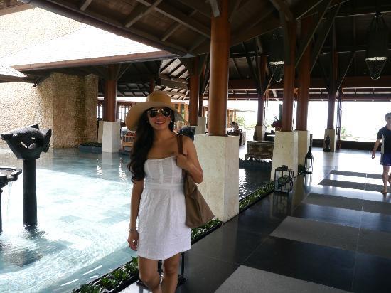 Shangri-La's Boracay Resort & Spa: Hotel lobby
