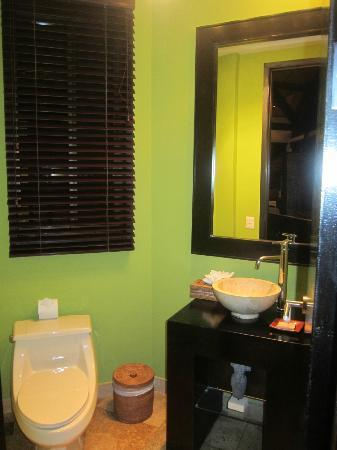 Tulemar Resort: Indoor Bathroom