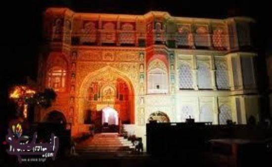 Rani Mahal - A Heritage Hotel: Hotel Front