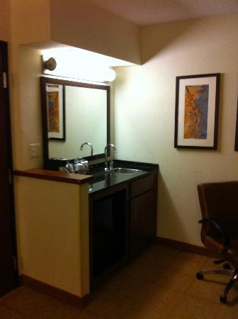 Hyatt Place Auburn Hills: Sink