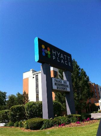Hyatt Place Auburn Hills: Hyatt Place
